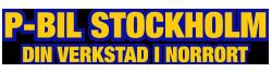 P-Bil Stockholm - Din verkstad i Norrort